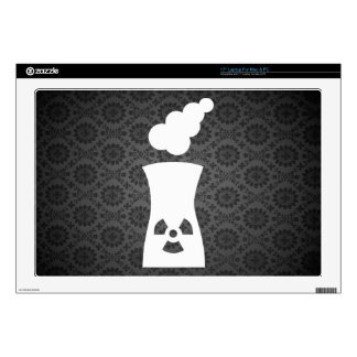 Factory Toxics Graphic Decal For Laptop