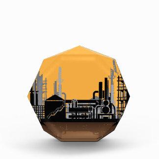 Factory vector award