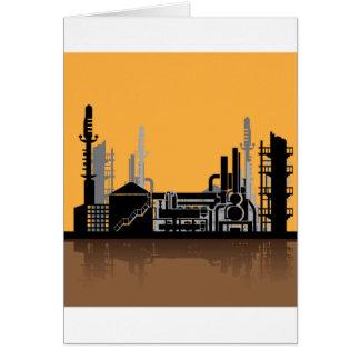 Factory vector card