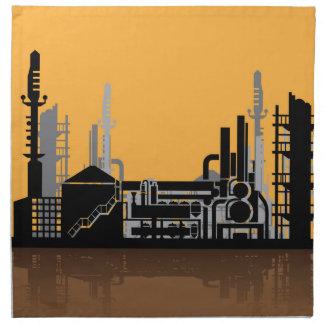 Factory vector napkin
