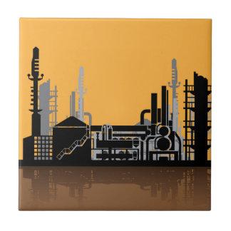 Factory vector tile