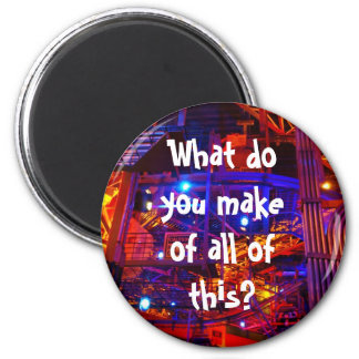 Factory, what do you make of all of this? magnet