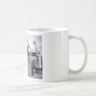 Factory Work Coffee Mug