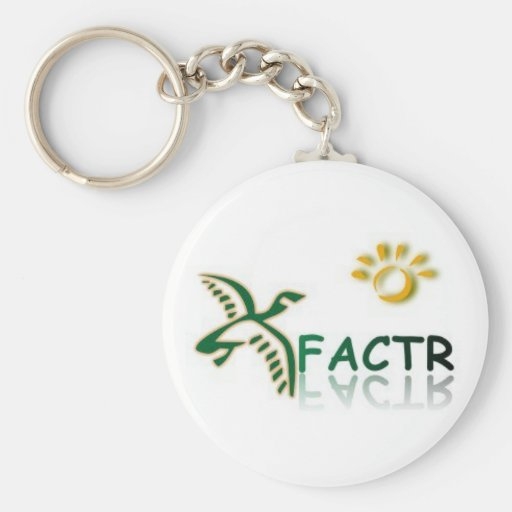 FACTR Keychain
