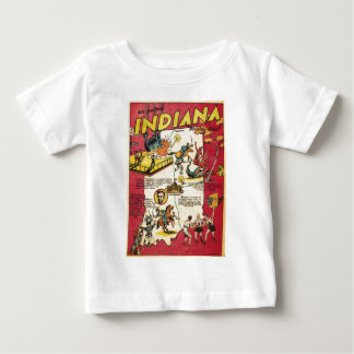 Facts About Indiana Baby T-Shirt