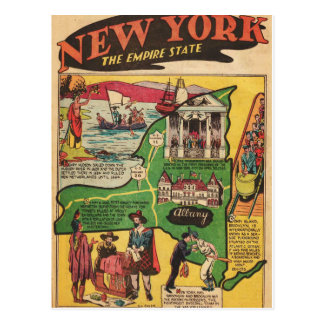 Facts About New York Post Cards