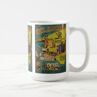 Facts About Oklahoma Mugs