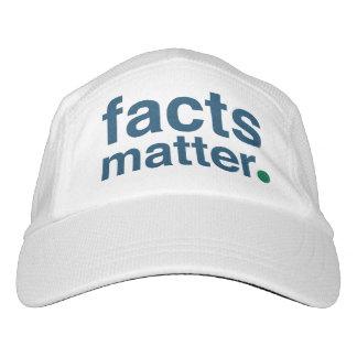 Facts Matter Headsweats Hat