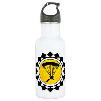 FACTS OF SKYDIVING WATER BOTTLE