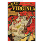 Facts of west Virginia Card