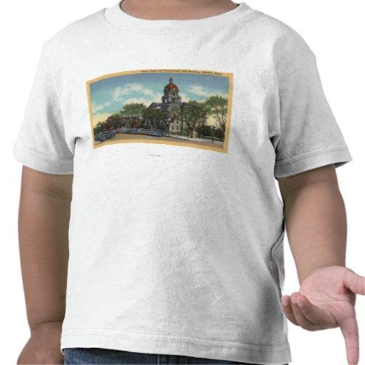 Facturaciones, Montana Camiseta