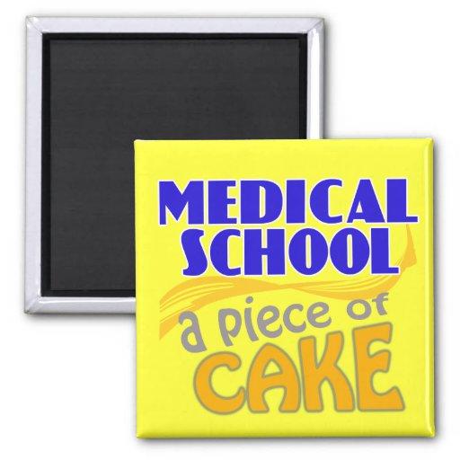 Facultad de Medicina - pedazo de torta Iman