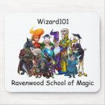 Facultad Mousepad de Ravenwood Alfombrilla De Ratones