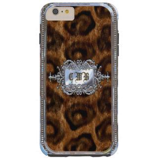 Fadden Leon Monogram Plus Tough iPhone 6 Plus Case