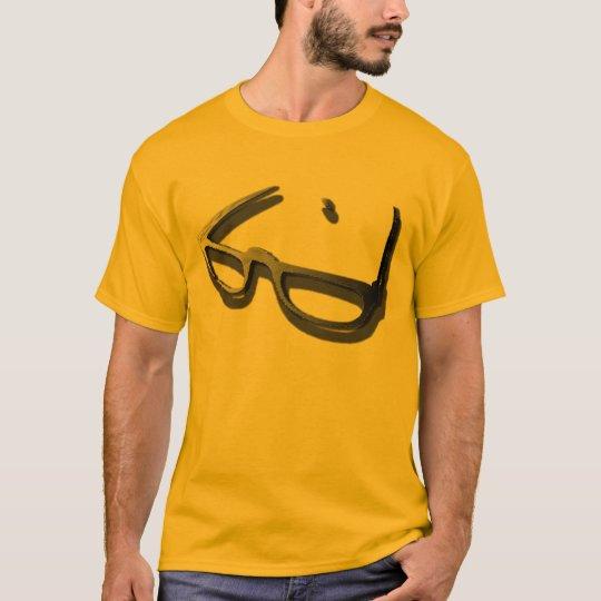 fade away glasses T-Shirt