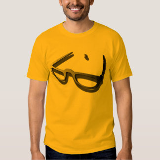 fade away glasses tees