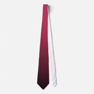 Fade Tie  - Burgundy Wine and Midnight
