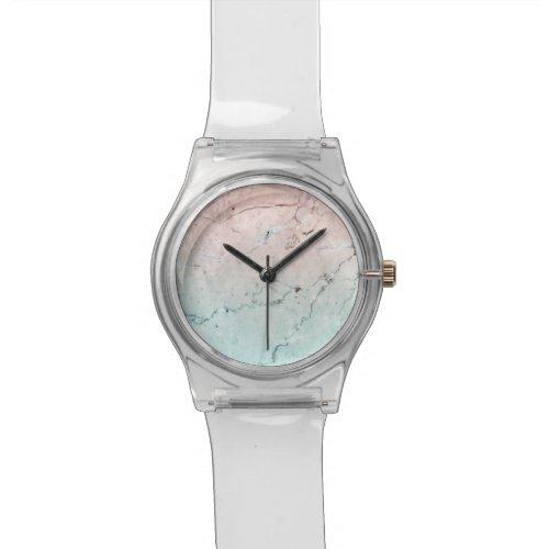 Fade to aqua watch
