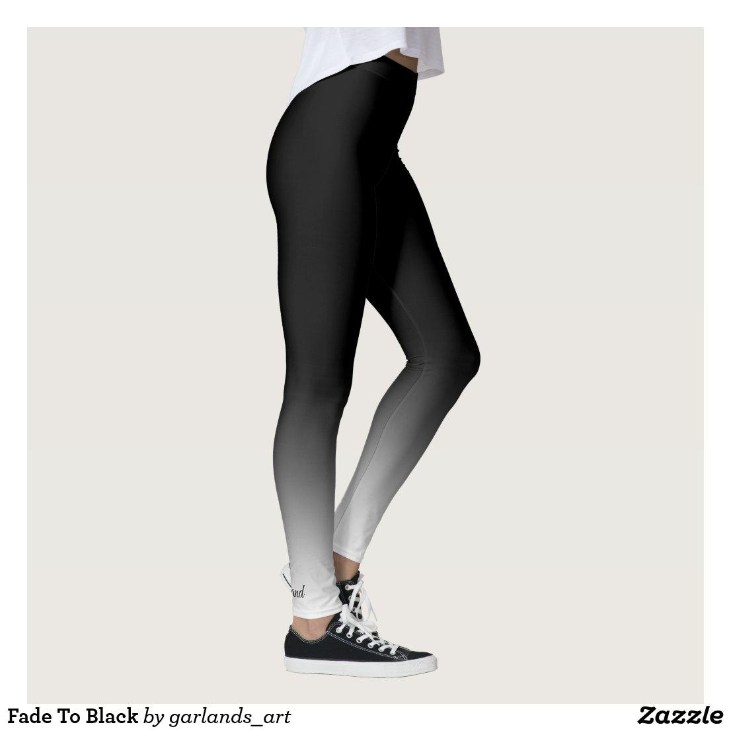 Fade To Black Leggings