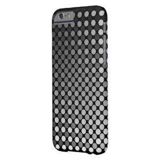 Fade To Grey Polka Dot iPhone 6 Case