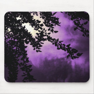 Fade to Purple Mouse Pad