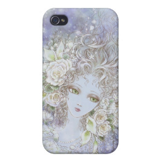 Fade to White iPhone 4 Case