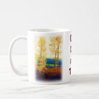 Faded Aspens ODAT mug
