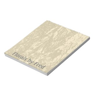 Faded Bark Notepad notepad