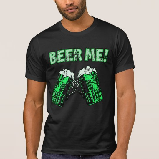 Faded Beer Me Shirt