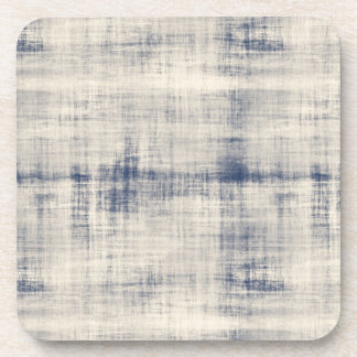 Faded Blue Denim Look Coasters