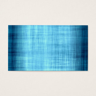Faded Blue Fabric Business Card