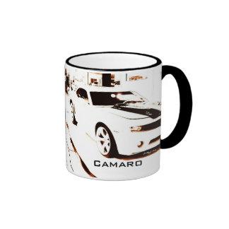 """Faded Camaro"" © 2009 S.J. Ringer Mug"