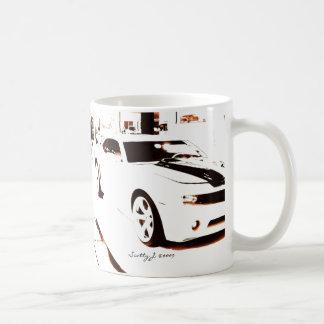 Faded Camaro © copyright 2009 S.J. Coffee Mug