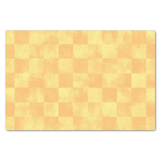 Faded Checkered Sun Tissue Paper