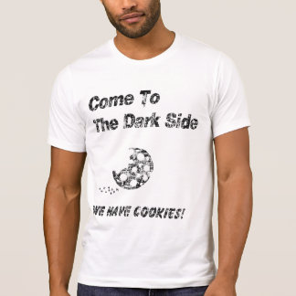 Faded Come To The Dark Side T-Shirt