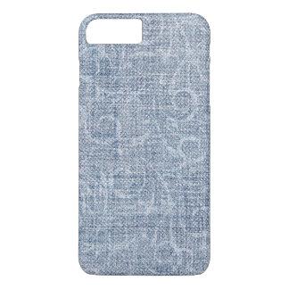 Faded Denim iPhone 7 Plus Case