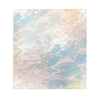 Faded Earthtones Notepad