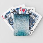 Faded Elegant Flourish Bicycle Card Decks