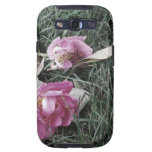 Faded flower galaxy SIII covers