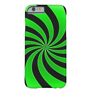 Faded Green Mind Warp Barely There iPhone 6 Case