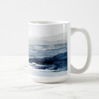 Faded Horizon II Coffee Mug