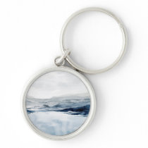 Faded Horizon II Keychain
