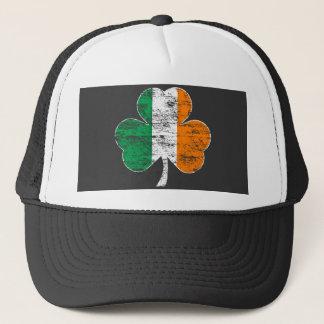 Faded Irish Shamrock Hat