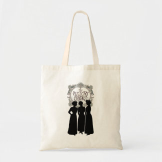 Faded Logo Chicks Unite Tote Bag
