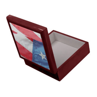 Faded Old Glory Gift Box
