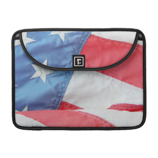 Faded Old Glory Sleeve For MacBook Pro