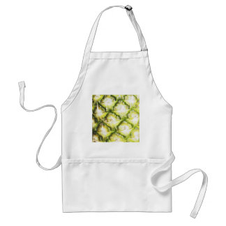 Faded Pineapple Adult Apron