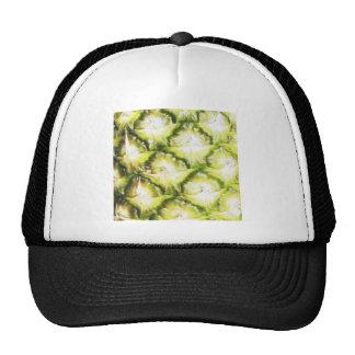 Faded Pineapple Trucker Hat