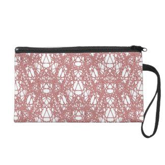 Faded Pink Bagettes Bag