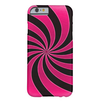Faded Pink Mind Warp Barely There iPhone 6 Case